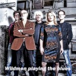 wildmen playing the blues