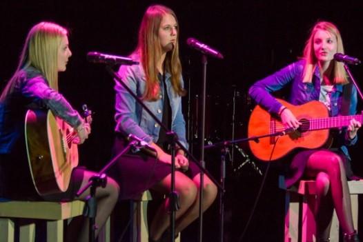 Amber, Julie en Julia